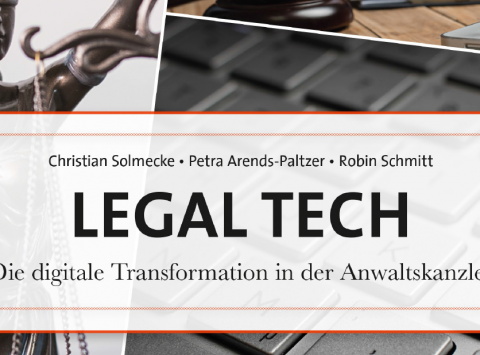Legal Tech-Buch