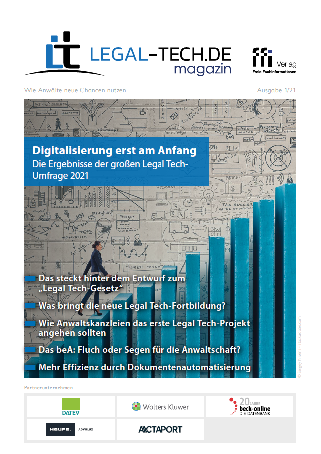 Legal Tech Magazin