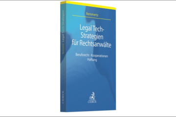 Legal Tech-Strategien für Rechtsanwälte