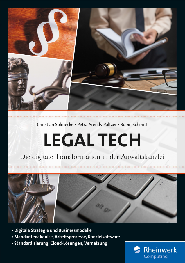 Legal Tech_Die digitale Transformation in der Anwaltskanzlei