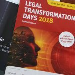 Legal Transformation Days 2018 – Rethinking Law