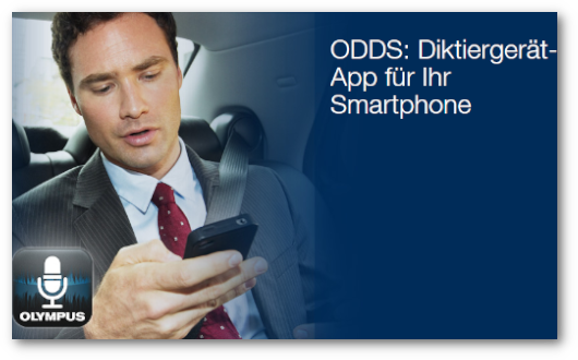 Olympus Dictation Delivery Service